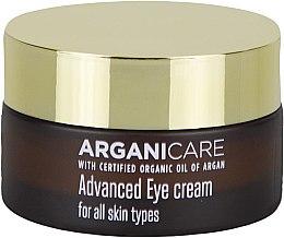 Kup Wygładzający krem pod oczy - Arganicare Shea Butter Advanced Eye Cream