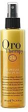 Kup Rewitalizująca dwufazowa odżywka keratynowa w sprayu - Fanola Oro Therapy