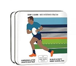 Kup Mydło w puszcze, Rugby - Scottish Fine Soaps Rugby Sports Soap In A Tin