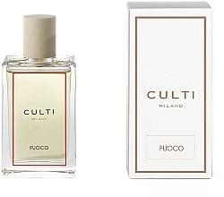 Kup Perfumowany spray do wnętrz - Culti Milano Room Spray Fuoco
