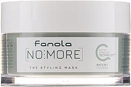 Kup Maska stylizująca do włosów - Fanola No More The Styling Mask