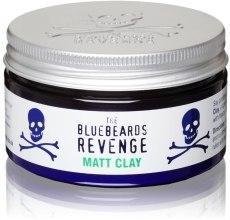 Kup Matowa glinka modelująca do włosów - The Bluebeards Revenge Matt Clay