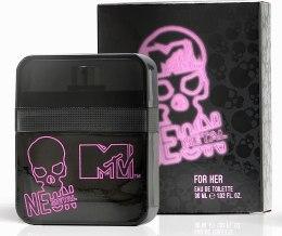 Kup MTV Perfumes MTV Neon Metal - Woda toaletowa