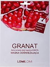 Kup Odświeżająca maska do twarzy Granat - Lomi Lomi Granat