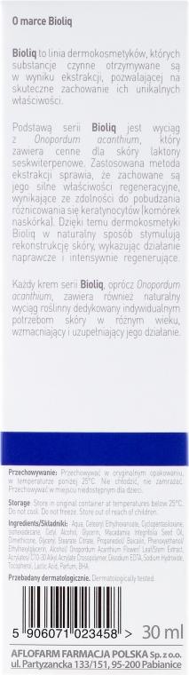 Krem intensywnie liftingujący do skóry oczu, ust, szyi i dekoltu - Bioliq 55+ Eye, Mouth, Neck And Decollete Intense Lifting Cream — фото N3