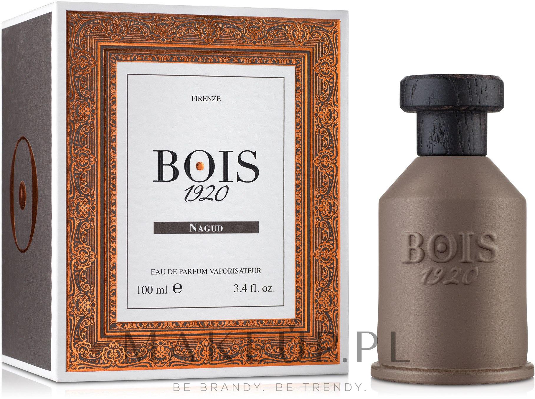Bois 1920 Nagud - Woda perfumowana — фото 100 ml