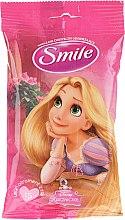 Kup Chusteczki Księżniczki 15 szt., Roszpunka - Smile Ukraine Princess