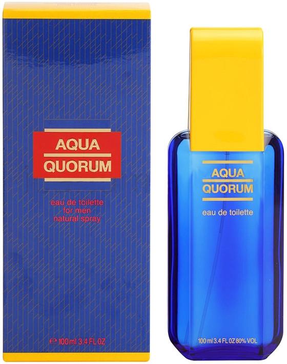 Antonio Puig Aqua Quorum - Woda toaletowa