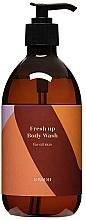 Kup Energetyzujący żel pod prysznic Mandarynka i bursztyn - Lovbod Fresh Up Body Wash