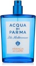 Acqua di Parma Blu Mediterraneo Arancia di Capri - Woda toaletowa (tester bez nakrętki) — фото N2
