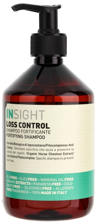 Szampon wzmacniający przeciw wypadaniu włosów - Insight Loss Control Fortifying Shampoo