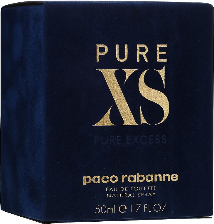 Paco Rabanne Pure XS - Woda toaletowa — фото N2