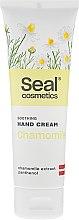 Kup Zmiękczający krem do rąk z rumiankiem - Seal Cosmetics Soothing Hand Cream