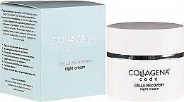 Kup Krem do twarzy na noc - Collagena Code Cells Recovery Night Cream