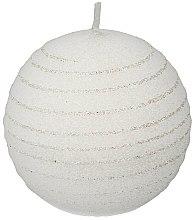 Kup Świeca dekoracyjna Biały balonik, 10 cm - Artman Andalo