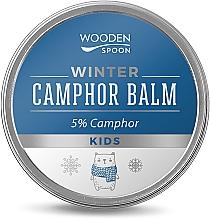 Kup Balsam do ciała Jagody goji - Wooden Spoon Winter Camphor Balm For Kids