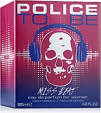Kup Police To Be Miss Beat - Woda perfumowana