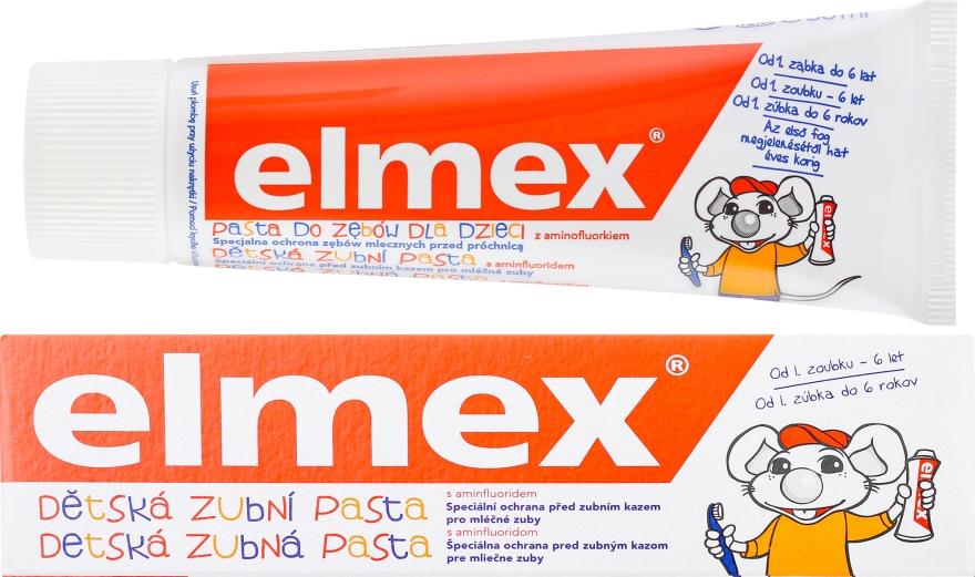 Pasta do zębów dla dzieci - Elmex Childrens Toothpaste
