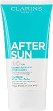 Kup Łagodzący balsam po opalaniu do twarzy i ciała - Clarins Soothing After Sun Balm 48H