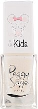 Lakier do paznokci - Peggy Sage Kids Nail Lacquer — фото N1