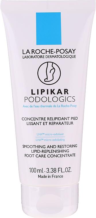 Skoncentrowany krem do stóp - La Roche-Posay Lipikar Podologics Foot Cream — фото N1