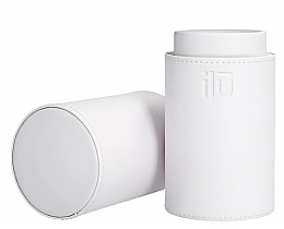 Kup Tuba na pędzle, 22.5x7 cm, biała - Ilu White Brush Tube