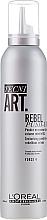 Kup Pudrowy mus do tworzenia tekstur i ultraobjętości włosów - L'Oreal Professionnel Tecni.Art Rebel Push-Up Texturizing Powder-In-Mousse