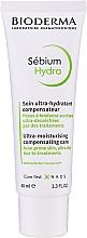 Kup Nawilżający krem do skóry tłustej i ze skłonnością do trądziku - Bioderma Sebium Hydra Moisturising Cream