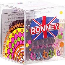 Kup Gumki do włosów, 3,5 cm - Ronney Professional S11 MAT