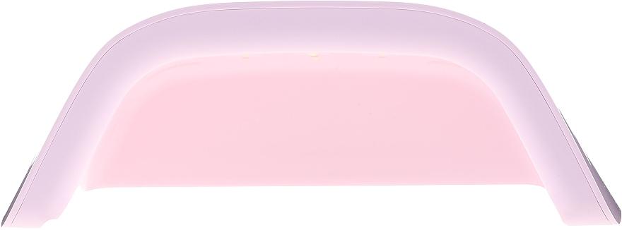 Zestaw startowy do manicure (n/base 5 ml + n/top 5 ml + n/polish 5 ml + n/cl 50 ml + lamp + baff + n/file 1 pc)  - Hi Hybrid — фото N8