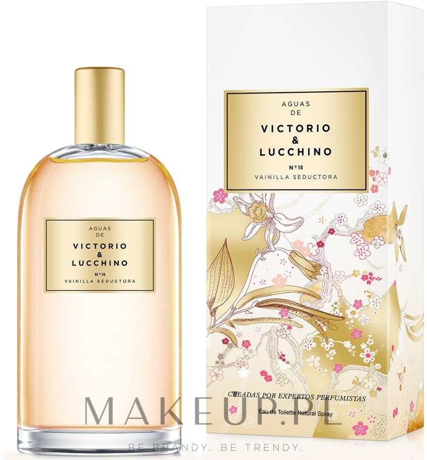 victorio & lucchino aguas de victorio & lucchino - n°10 vainilla seductora