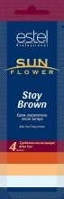 Kup Krem-utrwalacz do opalania - Estel Professional Sun Flower Stay Brown