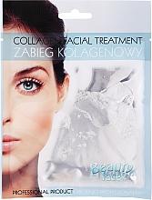 Kup Płat kolagenowy z ekstraktem z pereł - Beauty Face Collagen Hydrogel Mask