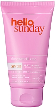 Kup Przeciwsłoneczny balsam do ciała - Hello Sunday The Essential One Body Lotion SPF 30