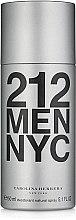 Kup Carolina Herrera 212 Men NYC - Perfumowany dezodorant w sprayu