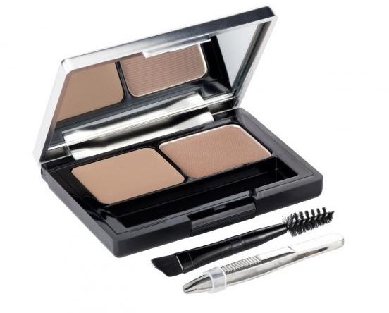 Paletka do makijażu brwi - L'Oreal Paris Brow Artist Genius Kit