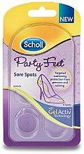 Kup Żelowe poduszki do butów do wrażliwych stref - Scholl Gel Activ Party Feet Sore Spots