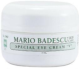 Kup Specjalny krem do skóry wokół oczu - Mario Badescu Special Eye Cream V