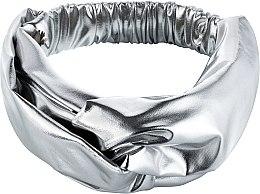 Kup Srebrna opaska na głowę Knit Fashion Twist - Makeup