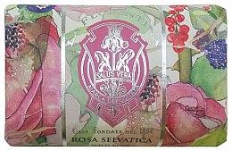 Kup Mydło w kostce Dzika róża - La Florentina Wild Rose Bath Soap