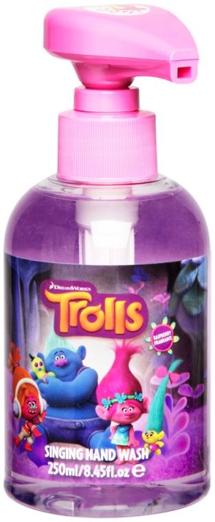 Mydło w płynie do rąk dla dzieci - Corsair Trolls Singing Hand Wash — фото N2