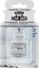 Kup Zapach do samochodu - Yankee Candle Car Jar Ultimate Fluffy Towels