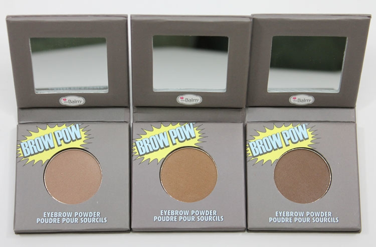 Puder do brwi - theBalm BrowPow Eyebrow Powder