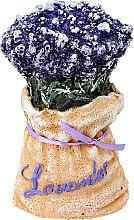 Kup Świeca dekoracyjna Worek lawendy, 9 x 7 cm - Artman Lavender