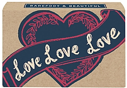 Mydło w kostce - Bath House Love Love Love Citrus Fresh Hand Soap — фото N1