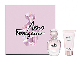 Kup Salvatore Ferragamo Amo - Zestaw (edp 30 ml + b/lot 30 ml)