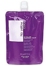 Kup Rozjaśniający krem do włosów - Fanola No Yellow Violet Bleaching Cream
