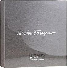Kup Salvatore Ferragamo Uomo - Zestaw (edt/ 100ml + edt/ 10ml + sh/gel/ 100ml)