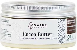 Kup Nierafinowane masło kakaowe - Natur Planet Cocoa Butter
