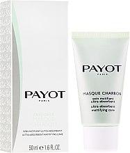 Kup Węglowa maska do twarzy - Payot Pâte Grise Masque Charbon